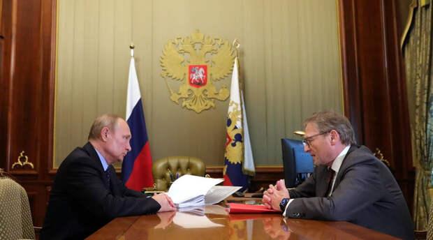 Путина решили предупредить о «катастрофической» ситуации в экономике из-за решений судов