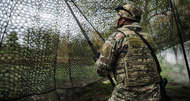 Пентагону нужен новый камуфляж для техники