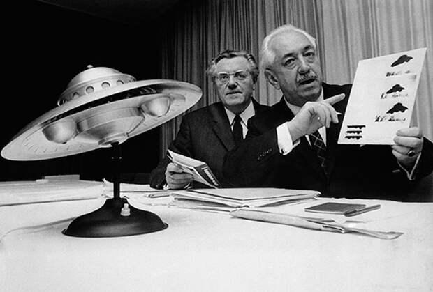 Как два находчивых провинциала заставили всю Америку поверить в инопланетян