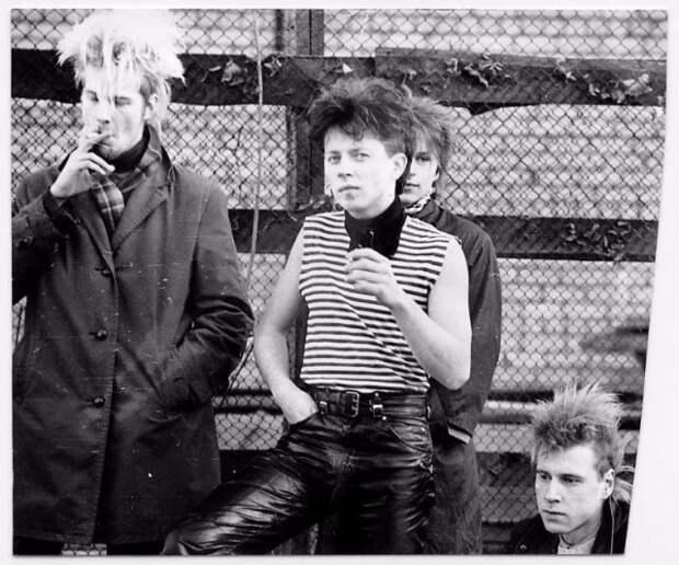 70 искренних фотографий эстонской панк-культуры 1980-х годов 33