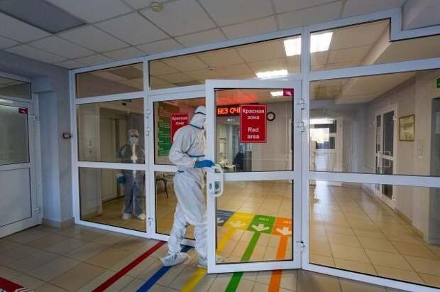 В России зафиксирован новый максимум случаев COVID-19