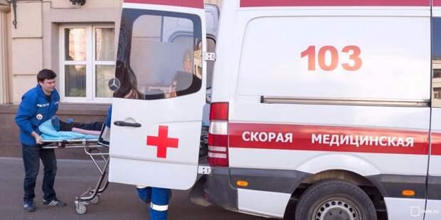 ДТП со смертельным исходом произошло на Ленинградке