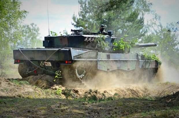 В Польше новые танки Leopard 2A5 едва не превратили в металлолом: названы причины