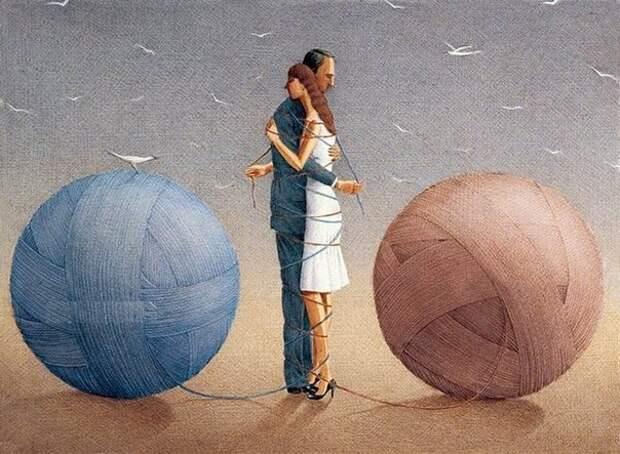 Как избавиться от любовной зависимости?
