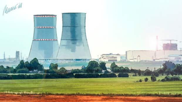 БелАЭС позволит Минску сэкономить более 500 млн долларов в год