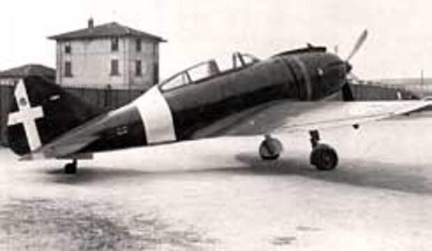 Самолет Reggiane (ММ454)