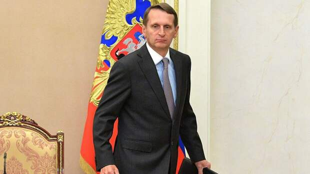 Нарышкин заявил об объединении россиян из-за санкций Запада