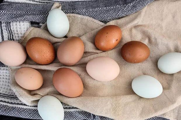Какие яйца покупать для оливье