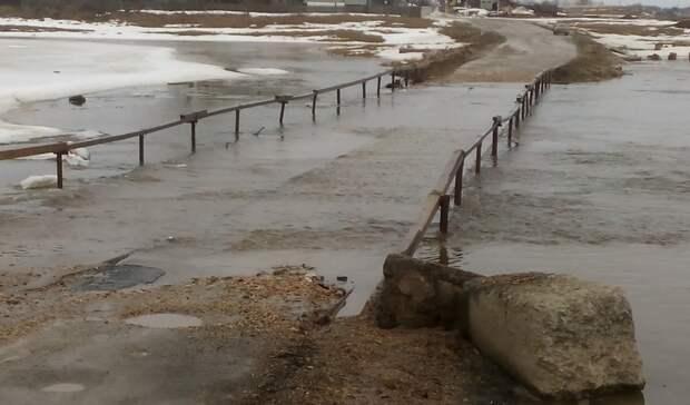 Придет «большая вода»: начата подготовка квесеннему паводку вСвердловской области