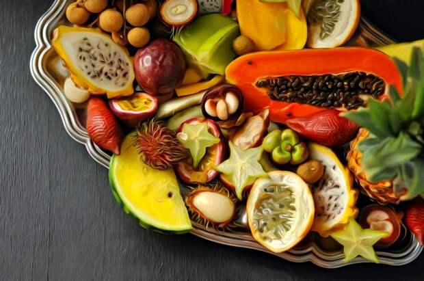 Тест: Хорошо ли вы разбираетесь во фруктах?