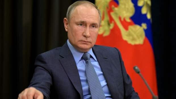 Путин дал старт запуску газоперерабатывающего завода в Амурской области