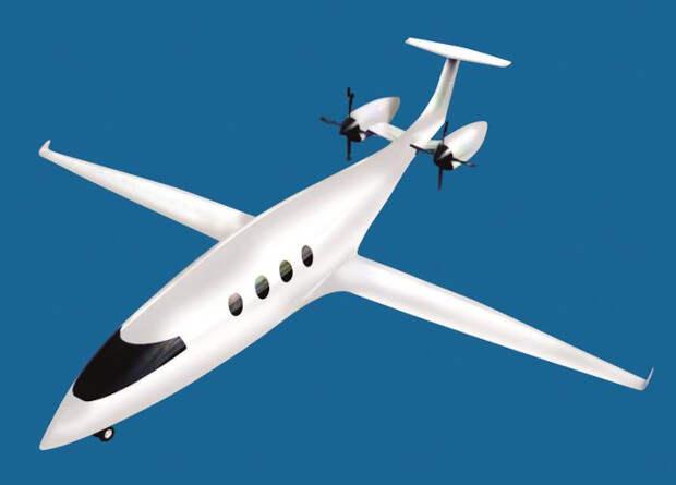 Израильтяне перепроектировали электрический самолет Alice