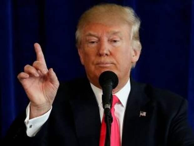 Трамп отказался от президентской зарплаты в 400 тысяч долларов и от президентских отпусков