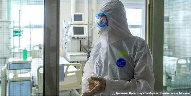 В Москве выросла нагрузка на поликлиники, врачи снова работают на износ Фото: Д. Гришкин mos.ru