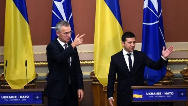 Украина как имущество Запада