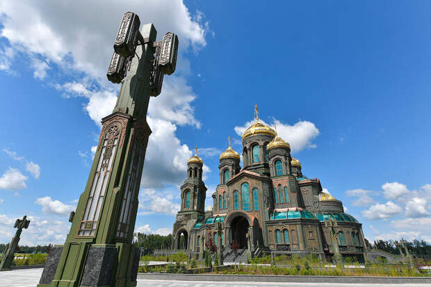 Компания бизнесмена Босова оказалась крупнейшим спонсором храма Минобороны