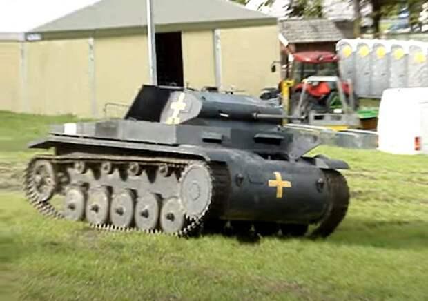 Лёгкая «двойка» вермахта: о танке Panzerkampfwagen II