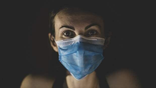 Воробьев напомнил о необходимости носить маски в общественных местах