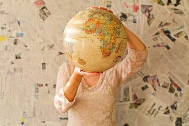 Сможете соотнести страны с континентами, на которых они находятся?