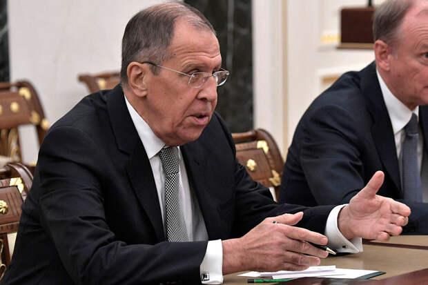 Лавров: Россия готова к отключению SWIFT