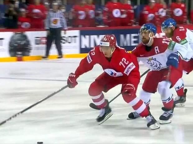 Чемпионат мира по хоккею начался с сенсации от сборной Латвии