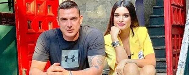 Курбан Омаров вызвал слухи о разводе с Бородиной