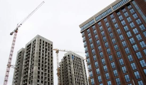 Жилье на месте Ховринской больницы достроят в 2022 году