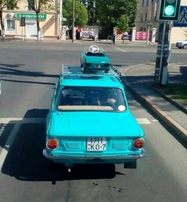 Автоюмор в ассортименте!