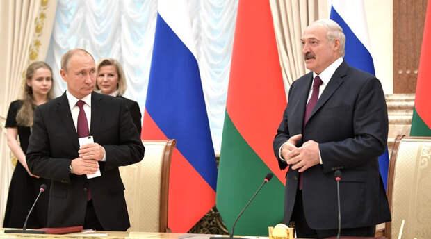 Главный белорусский «агроном» повторил совершенный накануне поступок Путина