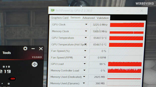 Ядро видеокарты Radeon RX 6900 XT разогнано до сумасшедшей частоты 3225 МГц. Это новый рекорд