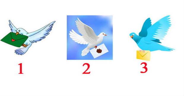 Выберите одно из трех посланий и узнайте, что вас ждет в ближайшие три дня
