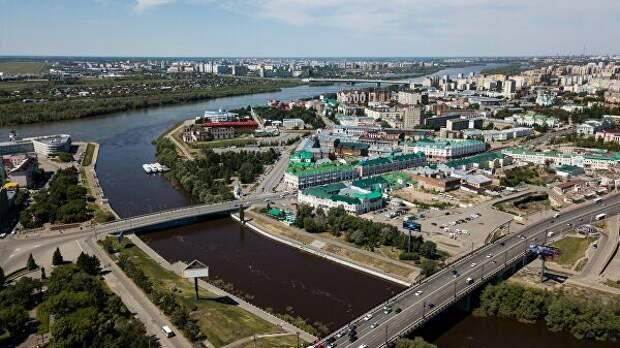 В Омской области предпринимателей освободили от транспортного налога