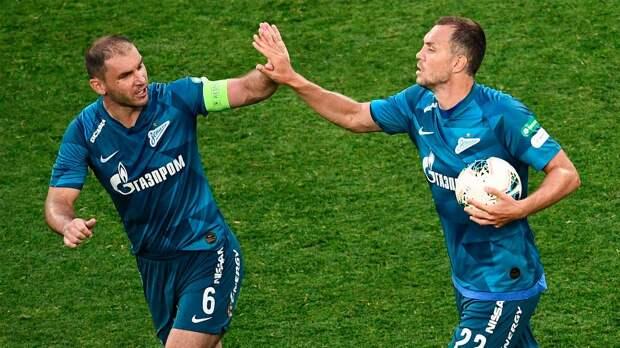 Два пенальти, два отмененных гола, крутейший антураж. «Крылья» чуть не наказали «Зенит» в Санкт-Петербурге
