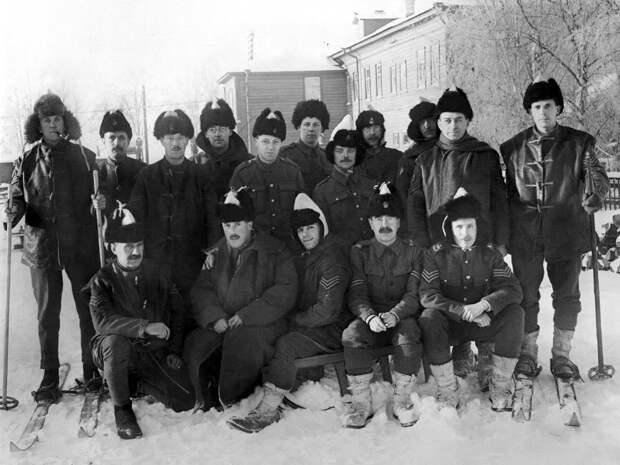 Гражданская война на севере России