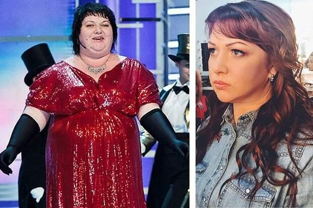 Похудевшая на 84 кило Картункова сорвалась с диеты и снова начала набирать вес
