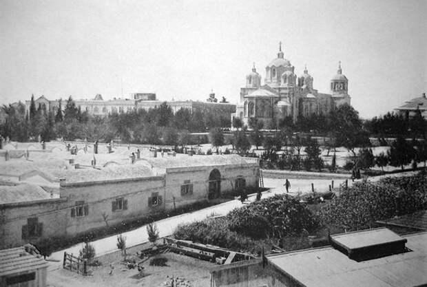 Русские святыни в Иерусалиме в период до 1907 года (часть 1)