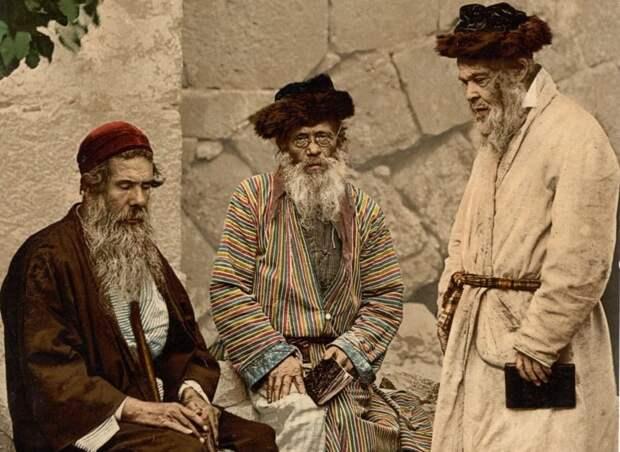 Что русские переняли у евреев