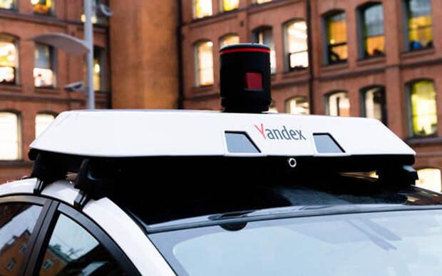 Яндекс разработал для беспилотников видеокамеры и сенсоры — свои дешевле