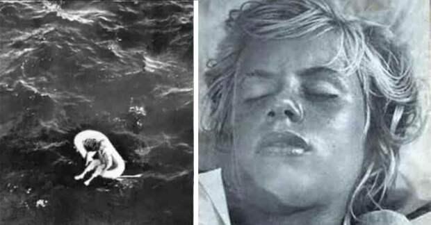 История Терри Джо Дюперро — 11-летней девочки, выжившей в открытом океане