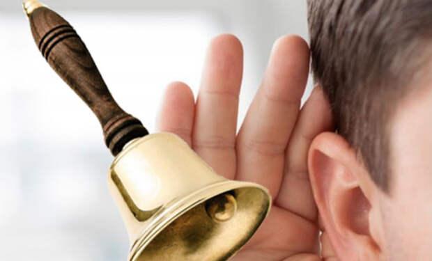Звон в ушах: знак, который подает тело