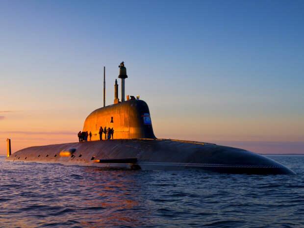 В США рассказали о страхе перед субмаринами России в Атлантике