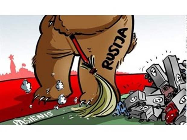 Прибалтика сделала все, чтобы разрушить связи с Россией и поссорить Москву с Брюсселем. За русофобию пора ответить