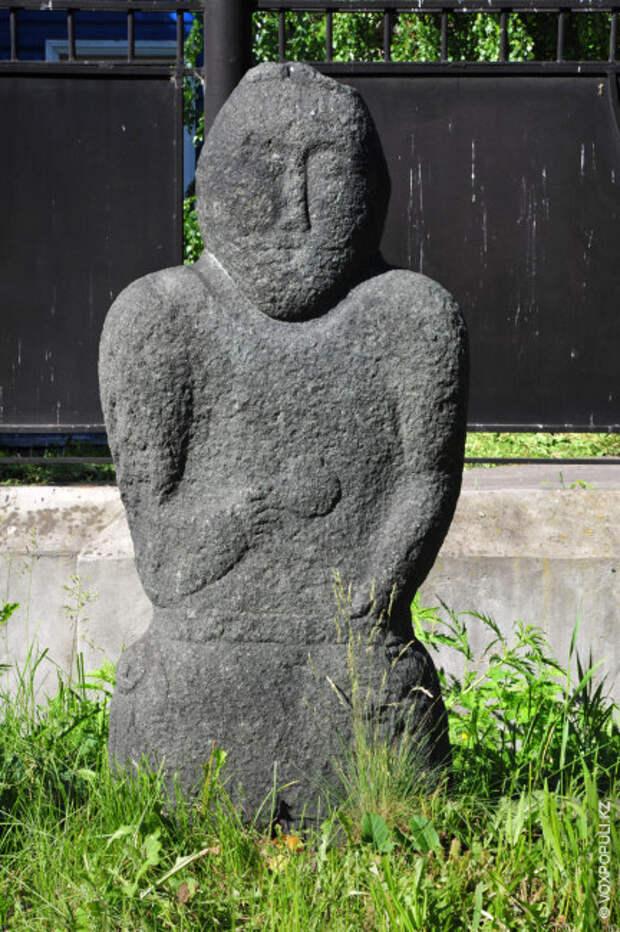 Балбалы на Алтае