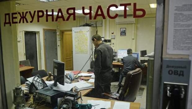 В Рязанском ограбили микрофинансовую организацию – сводка УВД