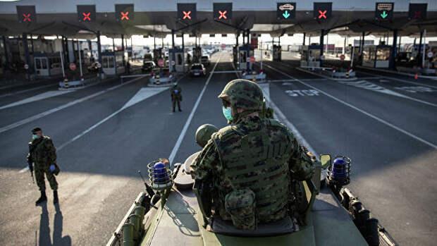 Сербия откроет границы ссоседними странами