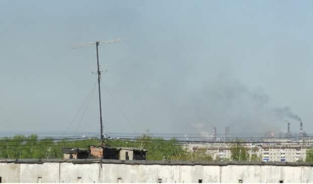 Эколог Волегов: «ЕВРАЗ неснижает выбросы вНижнем Тагиле вовремя НМУ»