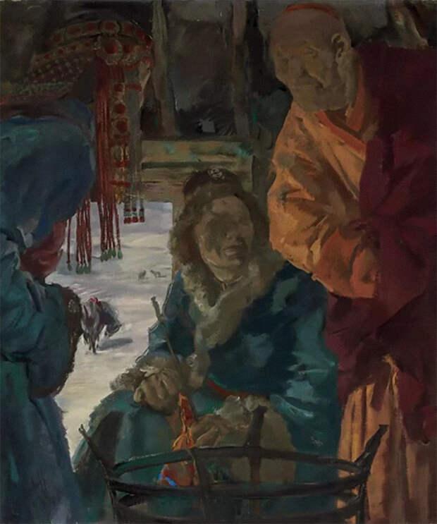 Восток глазами русских художников