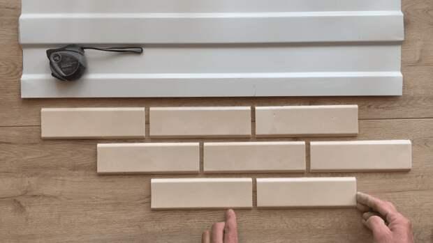 Декоративный кирпич из гипса: проще и быстрее делать еще не приходилось