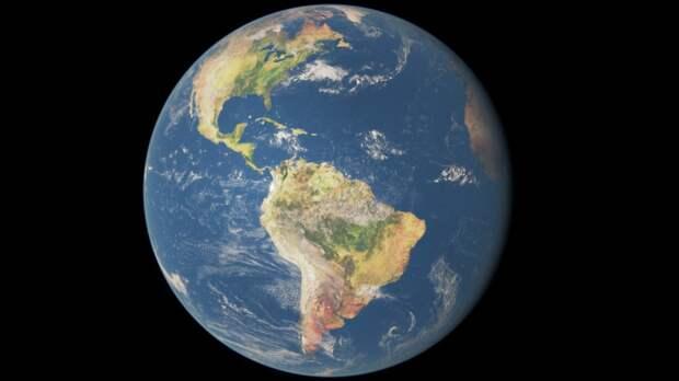 Пятая часть Земли изменилась с 1960 года из-за деятельности человека