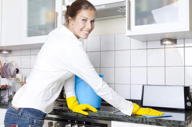 Домашние средства для поддержания чистоты